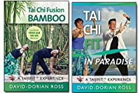 Bundle: Tai Chi 2-DVD set with David-Dorian Ross: BAMBOO Yoga/PARADISE workout 2018 **BESTSELLER** [並行輸入品]