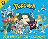 Pokemon 2021 Desk Block Calendar - Official Desk Block Format Calendar
