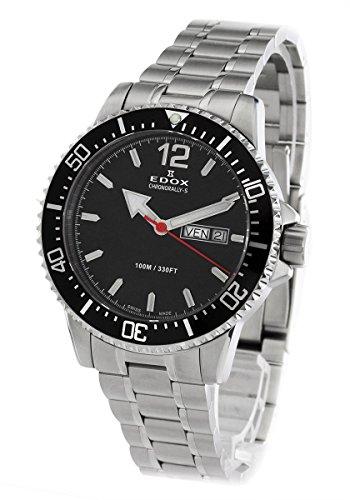 エドックス EDOX 腕時計 84300 3M NBN クロノラリー S クォーツ [並行輸入品]