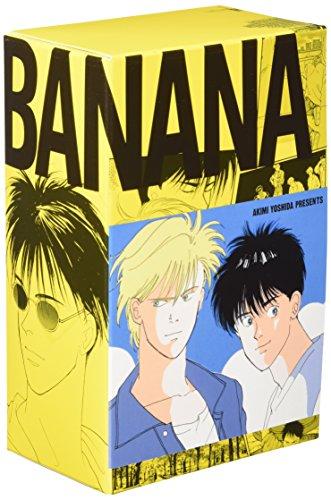 BANANA FISH 復刻版BOX vol.4 (vol.4) (特品 (vol.4))