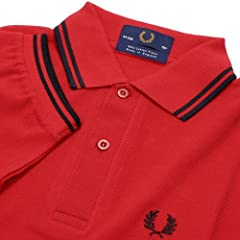 Fred Perry Twin Tipped Fred Perry Shirt M12N