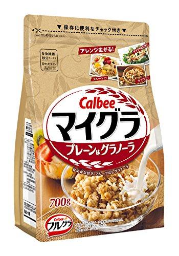 カルビー マイグラ プレーン味 グラノーラ 700g×6袋