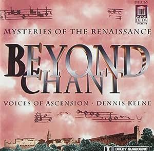 Beyond Chant
