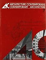 Architecture Contemporaine/Contemporary Architecture (Architecture Contemporaine / Contemporary Architecture)