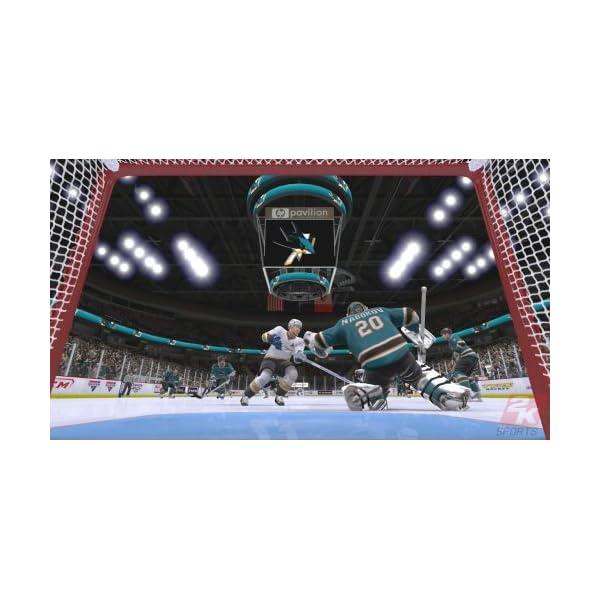 NHL 2K9 - Xbox360の紹介画像3