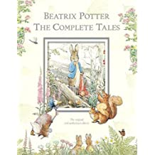 Beatrix Potter The Complete Tales (Peter Rabbit): 22 other books, over 650 Illustrations, and the Audiobook of the Great Big Treasury of Beatrix Potter (English Edition)