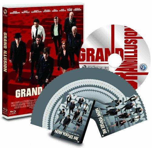グランド・イリュージョン ブルーレイ スタンダード・エディション [Blu-ray]の詳細を見る