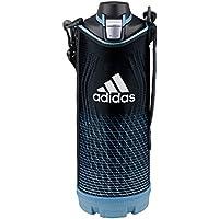 タイガー 水筒 1.2L 直飲み アディダス ブルー ポーチ付き スポーツ ボトル MME-D12X-A Tiger Adidas