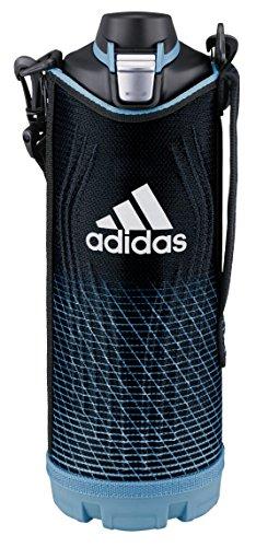 タイガー スポーツボトル 1.2L 直飲み アディダス ブルー ポーチ付き スポーツ ボトル MME-D12X-A Tiger Adidas