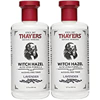 Thayer's: Witch Hazel with Aloe Vera, Lavender Toner 12 oz by Thayer's