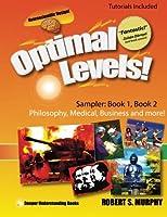 Optimal Levels!: Sampler: Book 1, Book 2