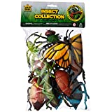 Wild Republic Insect Polybag, Kids Gifts, Educational Toy