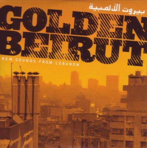 [画像:Golden Beirut: New Sounds from Lebanon]