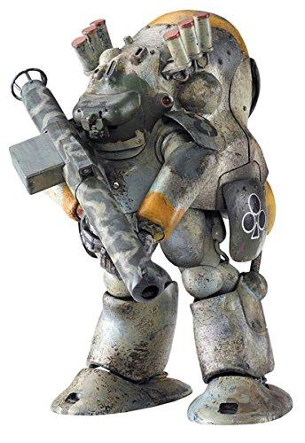 クリエイターワークスシリーズ 1/20 ロボットバトルV 44型重装甲戦闘服 MK44B型 ハンマーナイト プラモデル