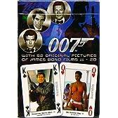 007 シリーズ シネマピクチャーズトランプ(11-20)