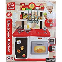 [SSG]Simulation Kitchen Appliance Oven Cooking Playset Cook Pretend play Lights And Sound For Little Chief,Kids and Toddlers [SSG]シミュレーションキッチンアプライアンスオーブンクッキングプランテットクックプレイチルドレンの子供と小児のための照明とサウンド [並行輸入品]