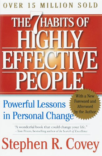 The 7 Habits of Highly Effective People: Powerful Lessons in Personal Changeの詳細を見る