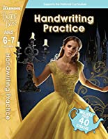 Beauty and the Beast: Handwriting Practice (Ages 6-7) (Disney Learning)