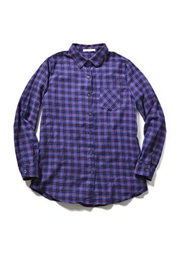 SPINNS チェックシャツ