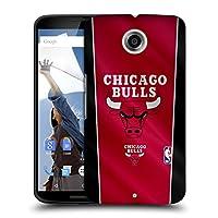 オフィシャルNBA バナー シカゴ・ブルズ ハードバックケース Motorola Nexus 6 / Nexus X