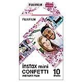 Fujifilm 16620917 Instax Mini Film, Confetti