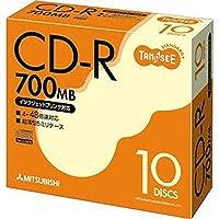 == まとめ == / TANOSEE/データ用CD-R / 700MB / ホワイトプリンターブル / 5mmスリムケース / SR80FP10T / 1パック == 10枚 == / - ×10セット -