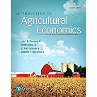 Introduction to Agricultural Economics (7th Edition) (What's New in Trades & Technology)【洋書】 [並行輸入品]