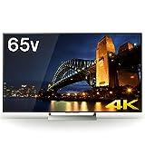 ソニー SONY 65V型 4K対応 液晶 テレビ ブラビア KJ-65X9000E (2017年モデル)