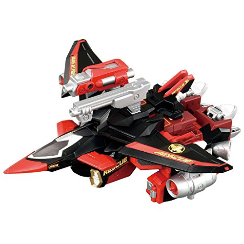 Tomica neo drive head saportbirkle bravejet-fighter