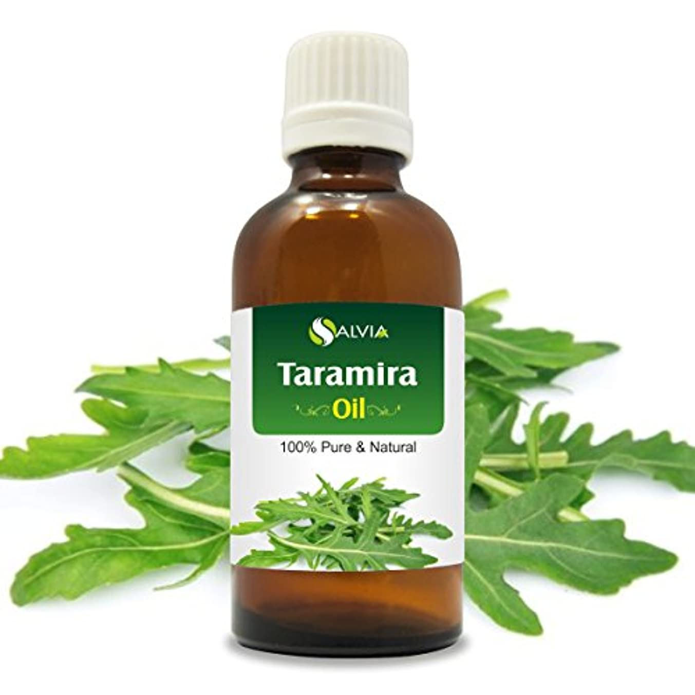 ブラシホイスト木製TARAMIRA OIL 100% NATURAL PURE UNDILUTED UNCUT ESSENTIAL OIL 50ML