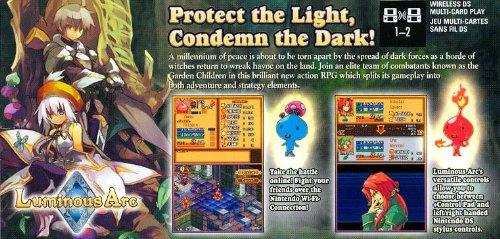 Luminous Arc (Nintendo DS)