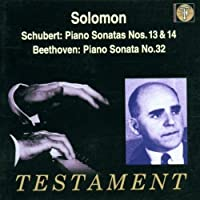 Schubert: Piano Sonatas Nos. 13 & 14, d.664,784 / Beethoven: Piano Sonata No. 32, Op.111 (2013-05-03)