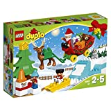 """レゴ (LEGO)デュプロ デュプロ (R)のまち""""サンタさんと雪あそび"""" 10837"""