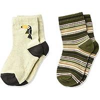 Gymboree Baby Boys 2-Pack Graphic Socks