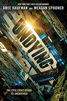 Undying by [Kaufman, Amie, Spooner, Meagan]