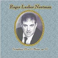 Roger Lasher Nortman: Symphony No. 2 in G Minor【CD】 [並行輸入品]