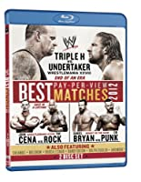 2012 Best Pay-Per-View Matches [Blu-ray] [Import]