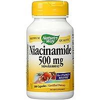 ナイアシンアミド(ビタミンB3) 500mg [並行輸入品]