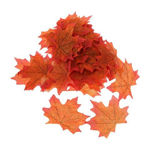 Myoffice人工紅葉 人工観葉植物 造花 紅葉  高品質...