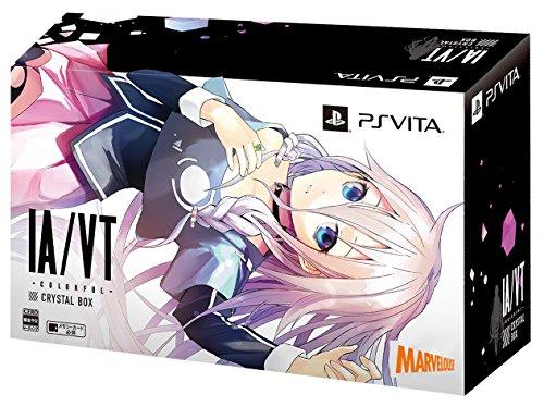IA/VT -COLORFUL-クリスタルBOX (限定版) - PS Vita