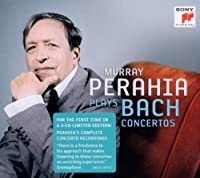 Bach J.S: Pno Ctos by MURRAY PERAHIA (2011-04-19)