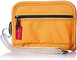 [ノーマディック] 財布 二つ折り財布 SA-01 黄