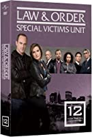 Law & Order: Special Victims Unit - Twelfth Year [DVD] [Import]