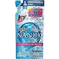 【まとめ買い】トップ スーパーNANOX(ナノックス) つめかえ用 360g ×6個セット