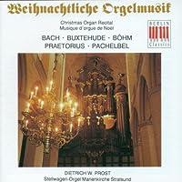 Chrismas Organ Recital(Bach,Buxtehude,Bohm)