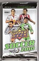 アッパーデッキ2010サッカーカード1パック