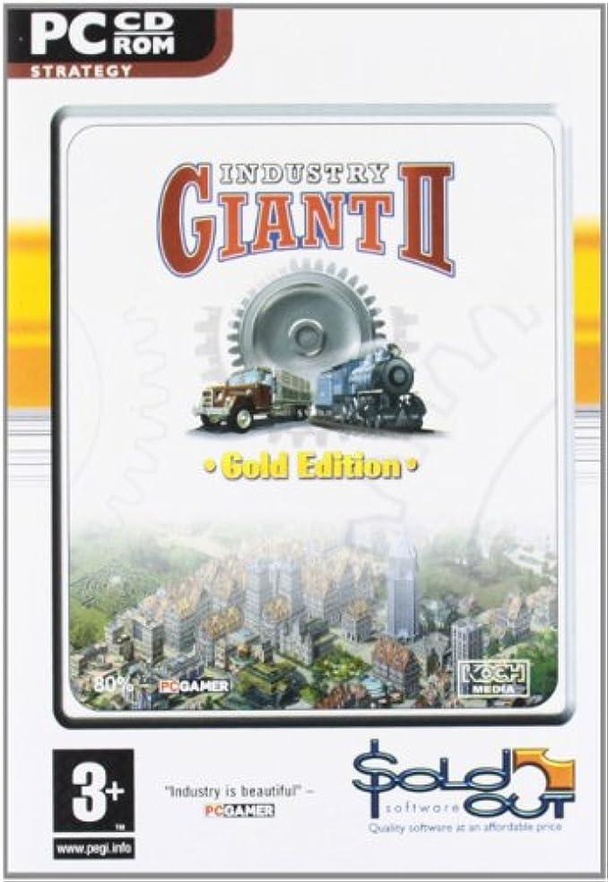 スラッシュ自動化デュアルIndustry Giant II Gold Edition  (輸入版)