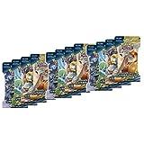 Unbroken Bonds Sleeved 12 Booster Packs Bundle | Pokemon TCG | Pokemon Cards