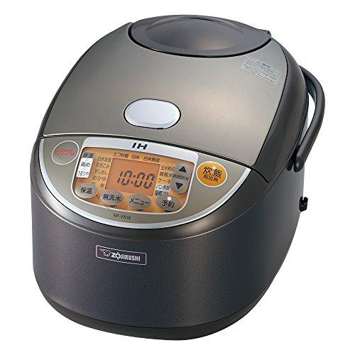 象印 IH炊飯器 極め炊き 1升 ブラウン NP-VN18-TA
