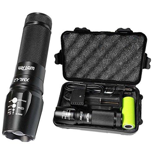 [해외]LED 손전등 26650/LED Flashlight 26650